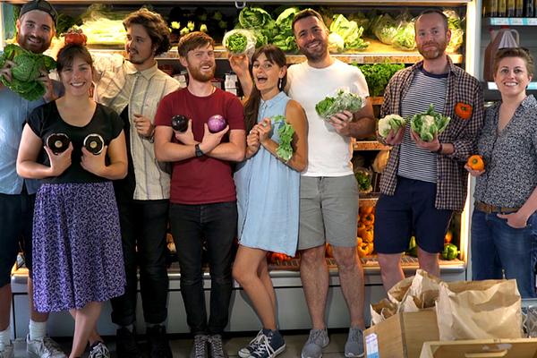 vegan supermarket brighton